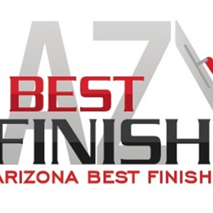 Arizona Best Finish Logo