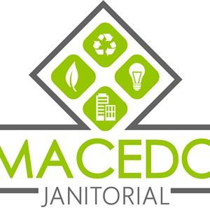Macedo Janitorial Logo