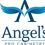 Angels Pro Cabinetry Logo