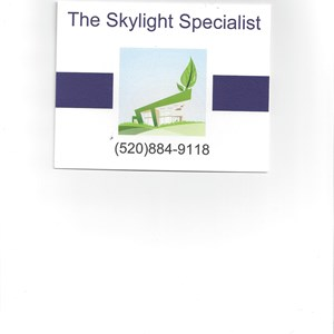 The Skylight Specialist Cover Photo