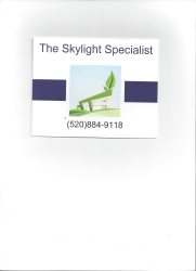 The Skylight Specialist Logo