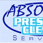 Garage Cleaning Service Contractors Logo