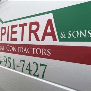 Lapietra & Sons GC & Roofing Corp Logo