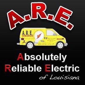 A R E Louisiana Inc Logo