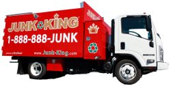 Junk King - North Atlanta Logo