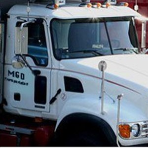 Mgd Transportation LLC Logo