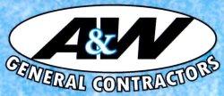 A & W General Contractors Logo