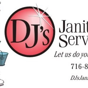 Djs Janitorial Services, Inc. Logo