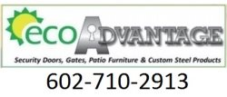 Eco Advantage Security Doors Logo