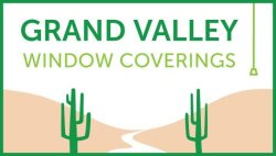 Grand Valley Window Coverings Logo