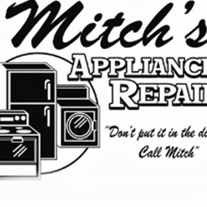 Mitchs Appliance Repair Logo