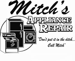 Mitchs Appliance Repair Logo