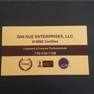 Gin-Sue Enterprises LLC Logo