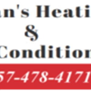 Drans Heating & AC Logo