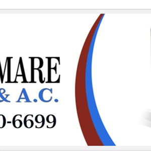 J.D. DIMARE HETING AND AC SERVICES Logo