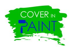 Cover In Paint Logo
