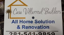 Casa Villarreal Builders, LLC Logo