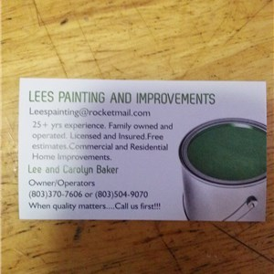 Lees Painting Cover Photo