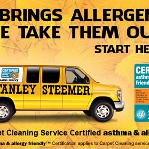Stanley Steemer Cover Photo