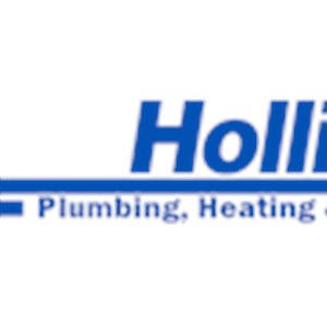 Holliday Plumbing Heating & Cooling Logo