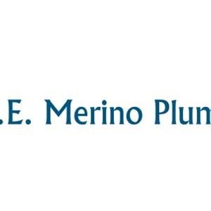 J.E. Merino Plumbing Logo