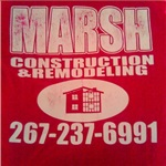 Marsh Construction and Remodeling Cover Photo