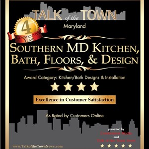 Southern Maryland Kitchen, Bath, Floors & Design,llc Logo