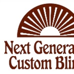 Next Generation Custom Blinds Logo