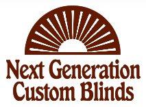 Next Generation Custom Blinds Logo