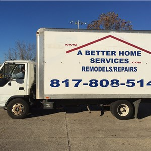 A Better Home Services Logo