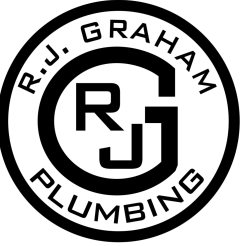 R J Graham Plumbing, Inc. Logo