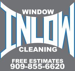 Inlow Window Cleaning Logo