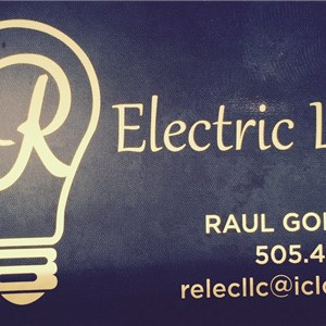 R Electric LLC Logo