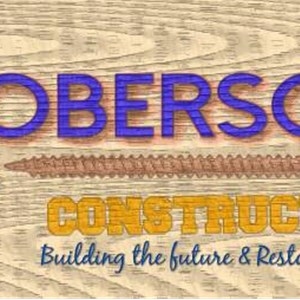 Roberson Total Home Services Logo