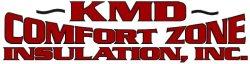 KMD Comfort Zone Insulation Logo