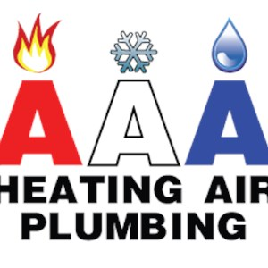 Aaa Heating, Air & Plumbing Logo