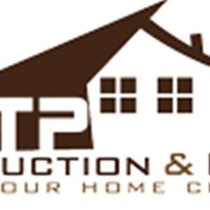 Ntp Construction & Roofing Logo