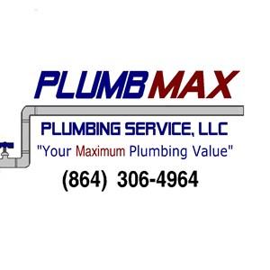 Plumbmax Plumbing Service Logo