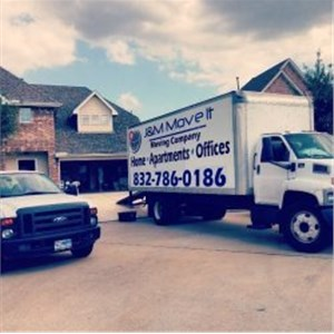Texas Move It   Houston Professional Movers Logo