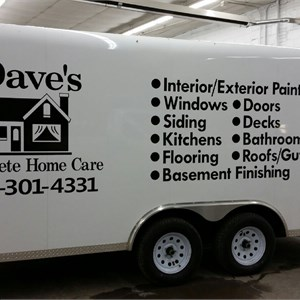 Daves Complete Home Care Cover Photo