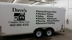 Daves Complete Home Care Logo