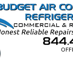 Budget Air Conditioning & Heating Logo