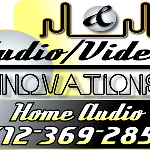 J And J Audio Video Innovations Logo