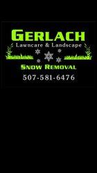 Getlach Lawncare & Landscape Logo
