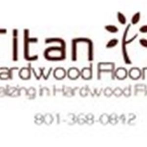 Titan Hardwood Floors Logo