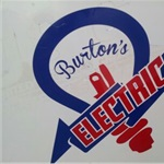Burtons Electrical Services Logo