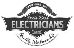 Santa Rosa Electricians Logo