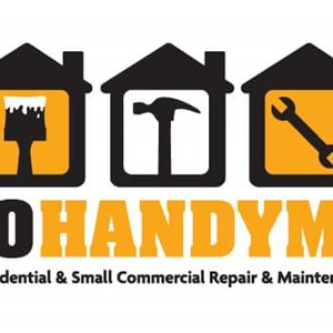 Maintenance Handyman Services Logo