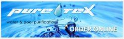 Puretex Water Logo