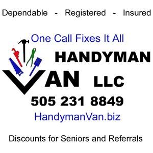 Handyman Van, LLC Logo